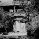 Mouthier - La Loue à Pont Du Moulin