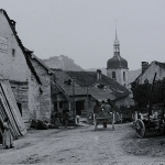 Ornans- Route de Chantrans