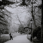 Besancon- Le Parc Micaud