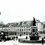 Besançon - Le Tram Place Jouffroy dAbbans